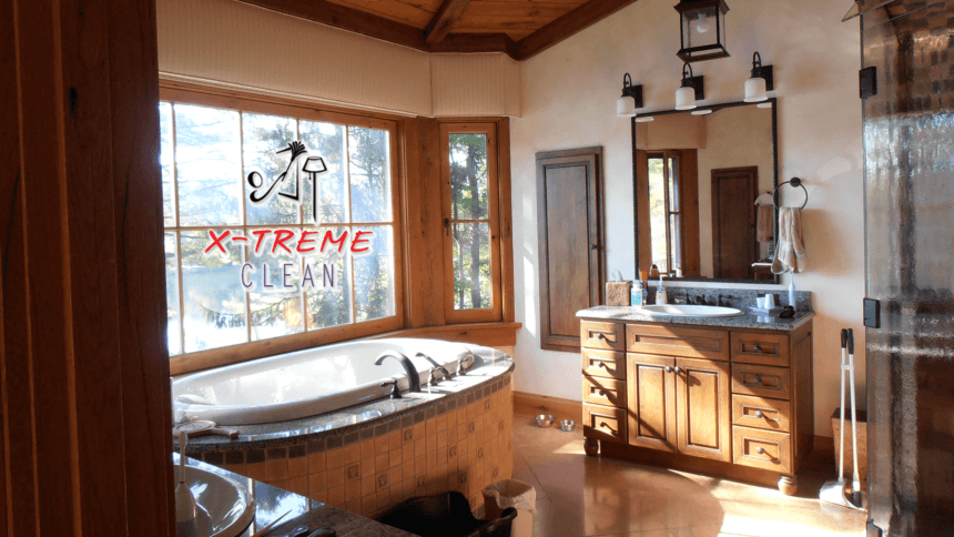 Home Cleaning Services XTreme Clean - Home bathroom cleaning service